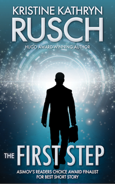 Free Fiction Monday: The First Step
