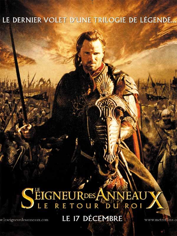 Le Seigneur Des Anneaux Le Retour Du Roi : seigneur, anneaux, retour, Seigneur, Anneaux, Partie, Retour