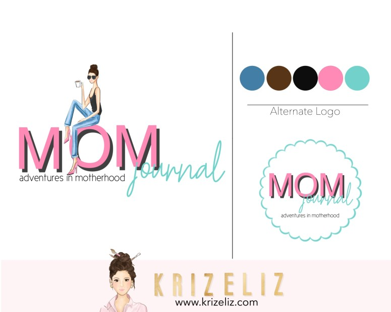 MOM DIARIES LOGO