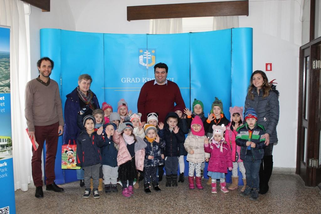 djeca i gradonačelnik