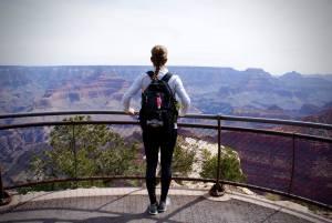Grand Canyon railing