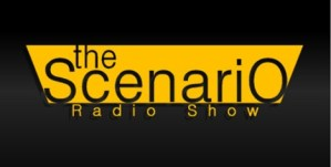 The Scenario Radio Show Logo