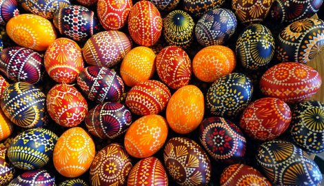 Húsvét Krk szigeten
