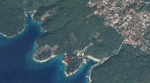Pinezici térkép