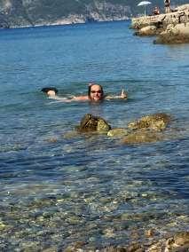 Egy tipikus szeptemberi délelőtt Krk szigeten...