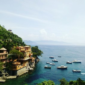 Adri Vilhelm - Portofino, Italy