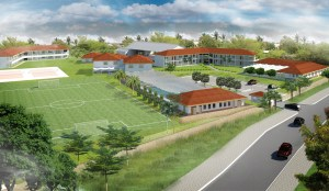 Braeburn International School in Dar-Es-Salaam, Classrooms