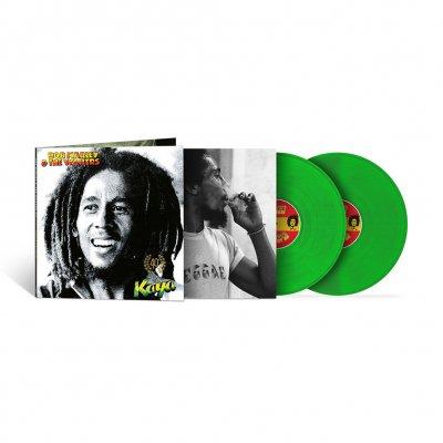Bob Marley - Kaya 40 2xLP (Green)