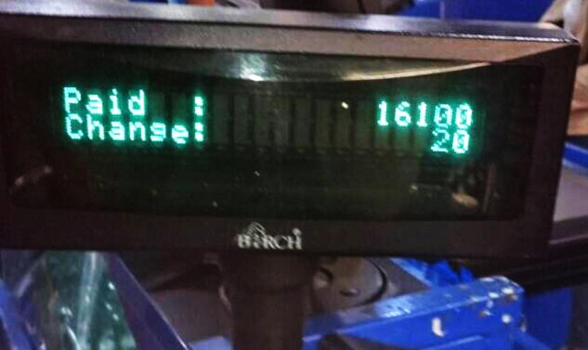 ミャンマーの通貨単位は「チャット」