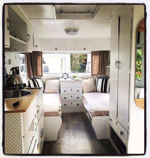Retro caravan renovation  Workshop