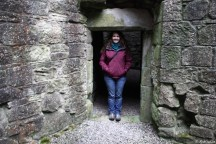 I seem to fit exactly through medieval doors