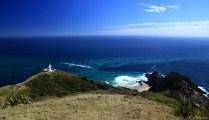 Pazifik und Tasmanische See treffen aufeinander
