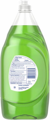 Dawn Dish Soap Label : label, Dillons, Stores, Ultra, Apple, Blossom, Scent, Antibacterial, Dishwashing, Liquid,