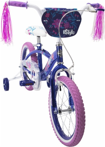 Huffy Girls Bike 16 : huffy, girls, Soopers, Huffy, Girls', N'Style, Bicycle, Violet,
