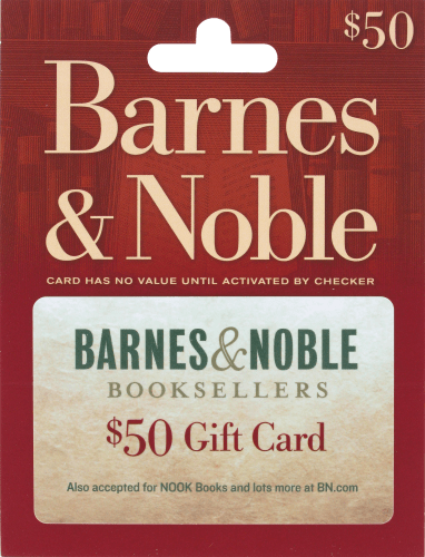 Barnes And Noble Donation Request : barnes, noble, donation, request, Barnes, Nobles, Card,