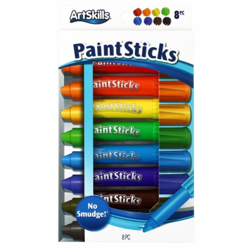 Art Skills Paint : skills, paint, ArtSkills®, Paint, Sticks,