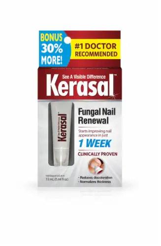Does Kerasal Work : kerasal, Kerasal, Fungal, Renewal, Repair, Solution,