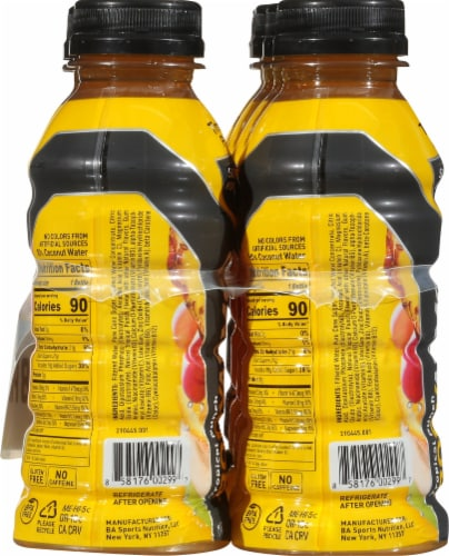 Body Armor Drink Nutrition Label : armor, drink, nutrition, label, Soopers, BODYARMOR, SuperDrink, Tropical, Punch, Sports, Drink,, Bottles