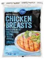 Macros For Chicken Breast : macros, chicken, breast, Gerbes, Super, Markets, Kroger®, Boneless, Skinless, Chicken, Breasts, Meat,