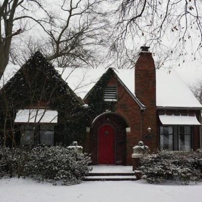 A Pretty House