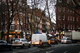 Just another great neighborhood in London
