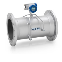 Krohne Ultrasonic Flow Meter