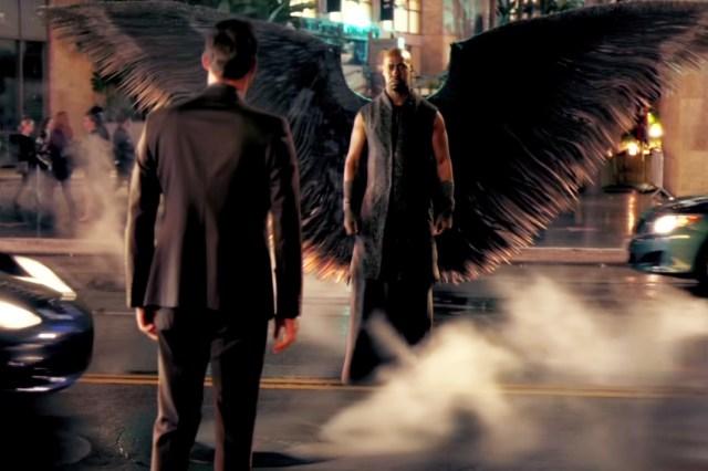 Lucifer se svým bratrem