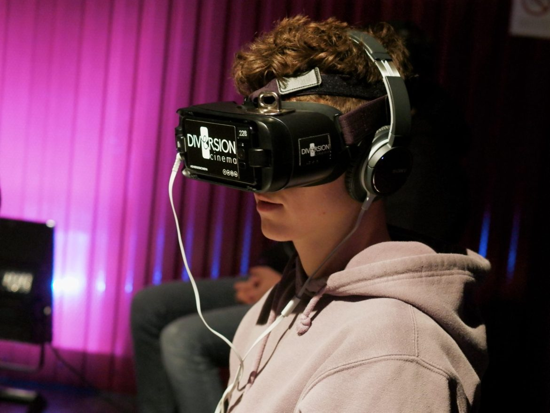 Réalité virtuelle Diversion à Mamers en Mars.