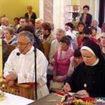 br Ciro z siostrą w modlitwie