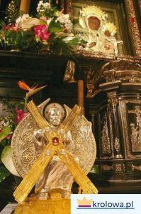 Relikwie św. Andrzeja Apostoła
