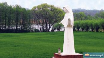 Pomnik Faustyny Kowalskiej