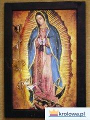 Ikona Najświętszej Maryi z Gwadalupe