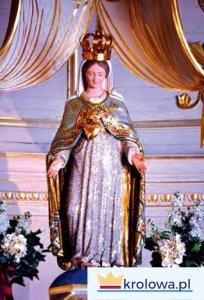 Cudowna figura Maryi