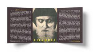 Obrazek ze św. Charbelem