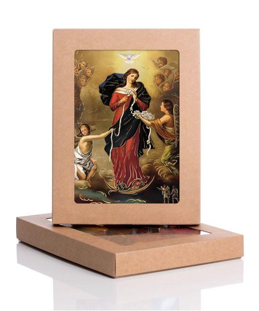 Ikona Matki Bożej Rozwiązującej Węzły
