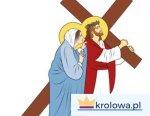 Czy cierpienie możebyć pożyteczne? Czyli Pan Jezus niesie krzyż