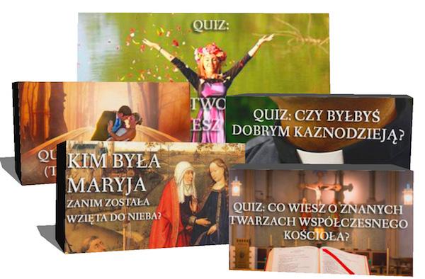 quizy religijne