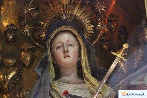 Wizerunek Matki Bolesnej na Golgocie