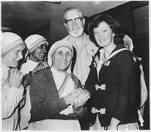 Matka Teresa w 1980