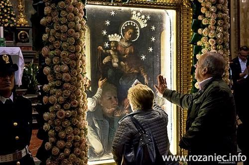 Matka Boża w Pompejach
