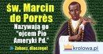 Wspomnienie św. Marcina de Porrès