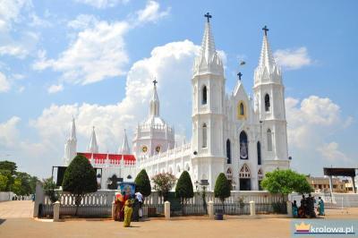 Sanktuarium w Velankanni