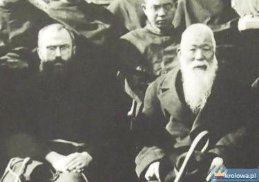 O. Maksymilian w Japonii