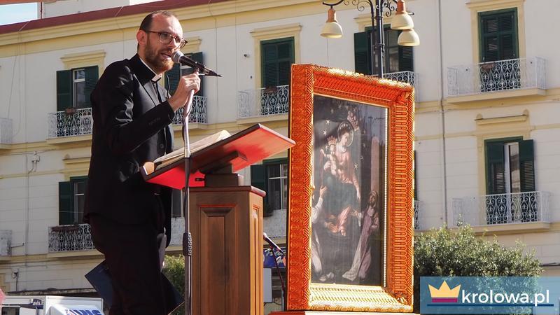 Tu jest mój Dom – mówi ks. Ivan Licinio z Pompejów