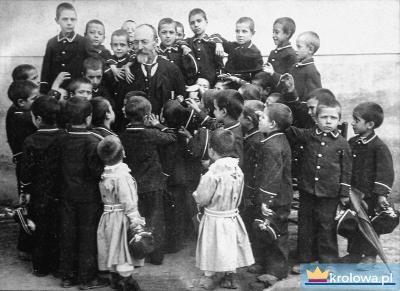 Bartolo Longo i dzieci więźniów
