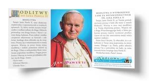 Książka: Obrazek z Janem Pawłem II