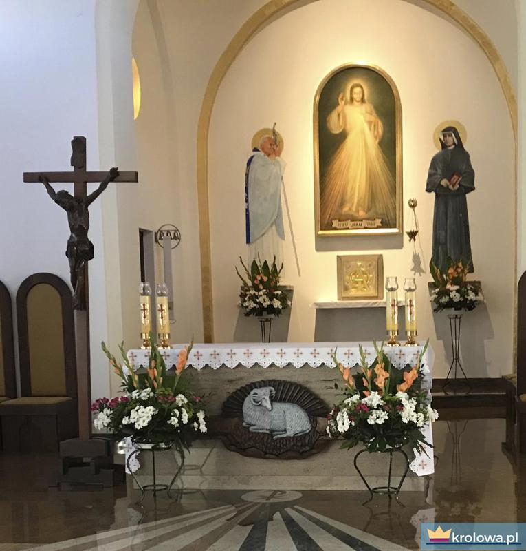 Warszawskie sanktuarium świętej Faustyny