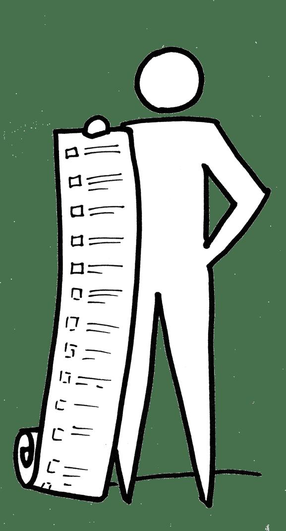 Rules of Thumb for Quantitative Experiments