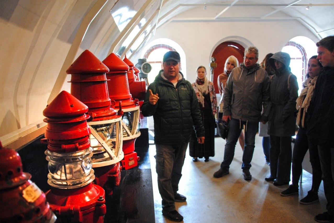 музей маяков в кронштадте