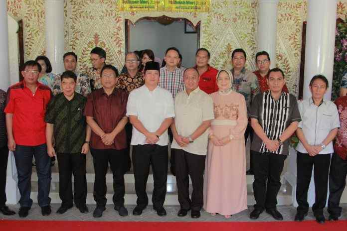 Pjs Walikota Kotamobagu Gelar Open House Advertorial